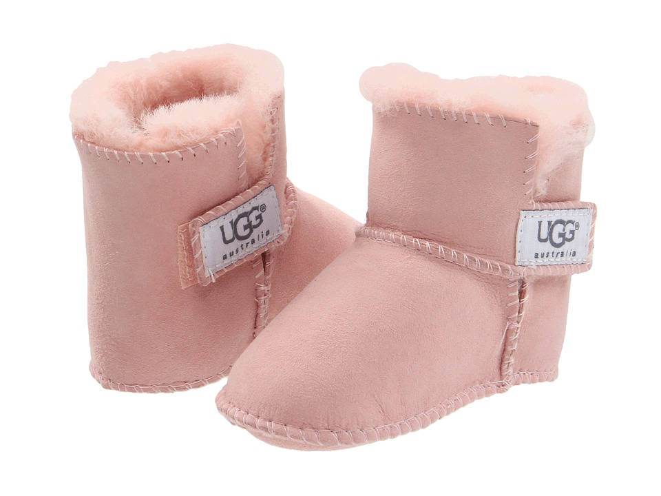 Ugg Kids - Erin (Infant/Toddler) (Baby Pink) Girls Shoes