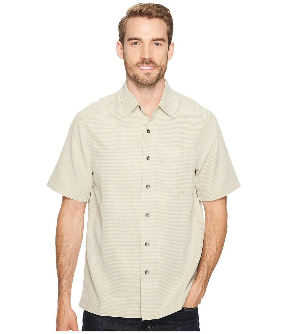 Royal Robbins Desert Pucker S/S (Soapstone) Men