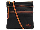 Dooney & Bourke Nylon N/S Triple Zip
