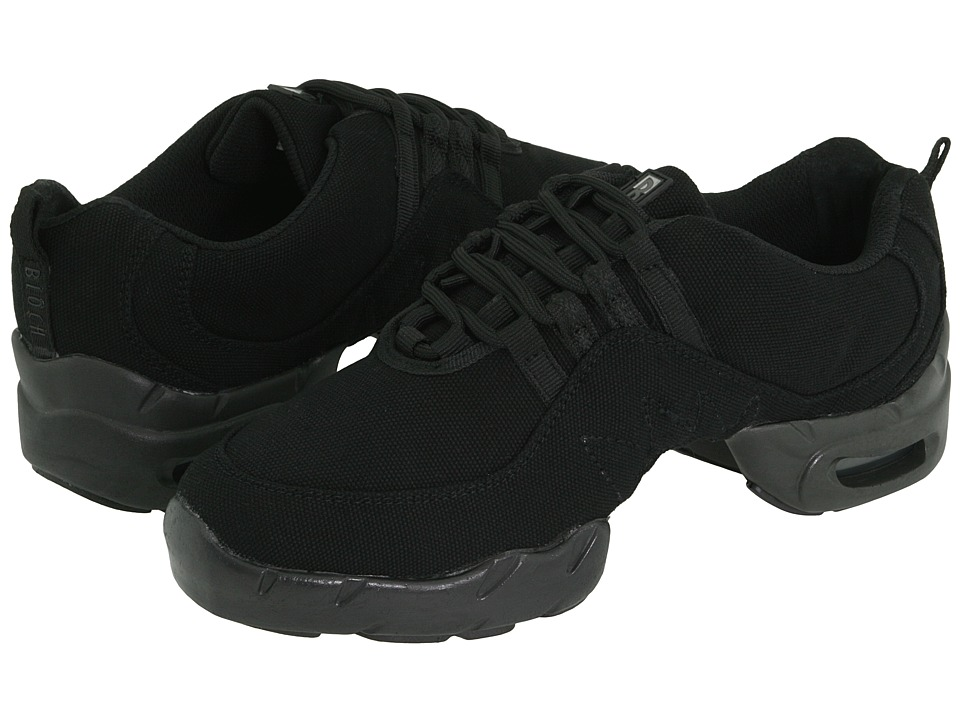 Bloch Canvas Boost (Black)