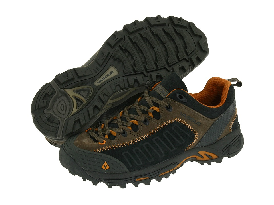 Vasque - Juxt (Peat/Sudan Brown) Mens Cross Training Shoes