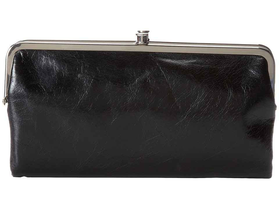 Hobo - Lauren (Black) Clutch Handbags