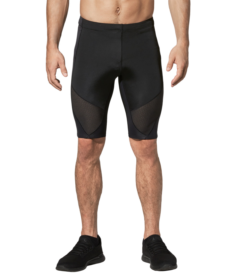 CW X Stabilyx Ventilator Short Black Mens Shorts