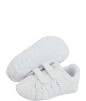 adidas Originals Kids - Superstar 2 Cmf Core Crib (Infant)