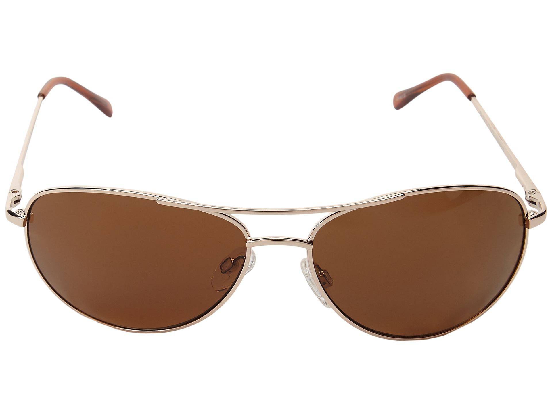 Suncloud Aviator Sunglasses  suncloud polarized optics patrol at zappos com