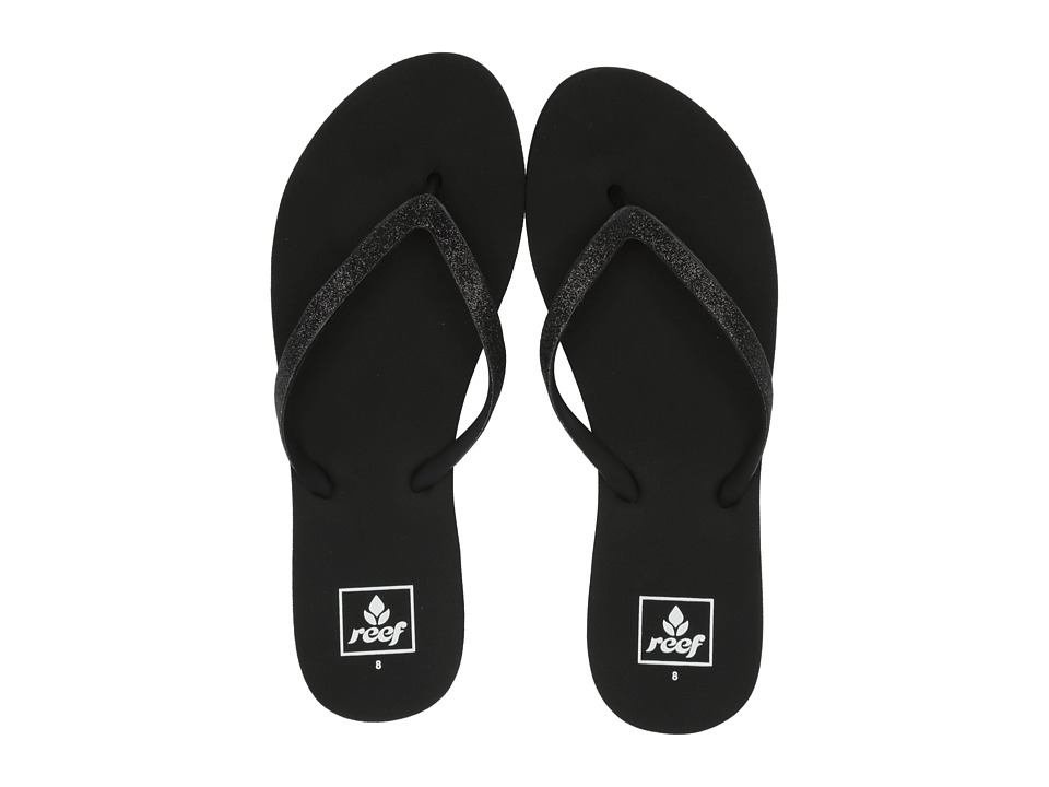 Reef - Stargazer (Black/Black) Women's Sandals