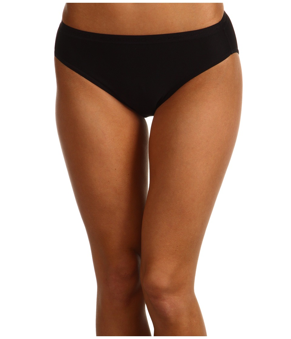 ExOfficio Give-N-Go Bikini Brief (Black) Women
