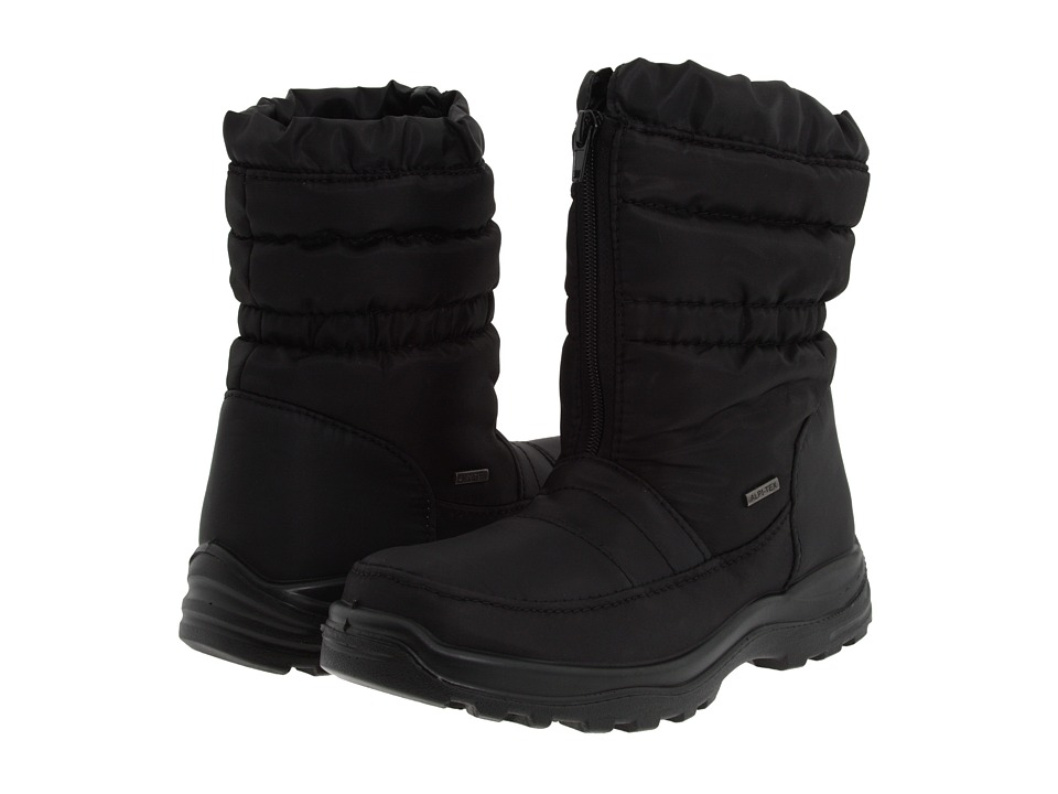 Spring Step - Lucerne (Black) Womens Waterproof Boots