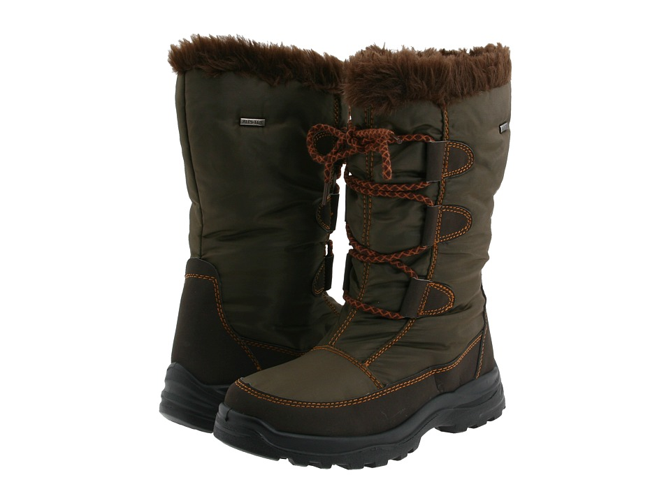 Spring Step Zurich (Brown) Women's Lace-up Boots