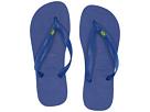 Havaianas - Brazil Flip Flops (Marine Blue)