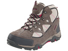 Hi-Tec Kids - Renegade Trail WP Jr. (Toddler/Youth) (Hot Grey/Warm Grey/Rose) - Footwear