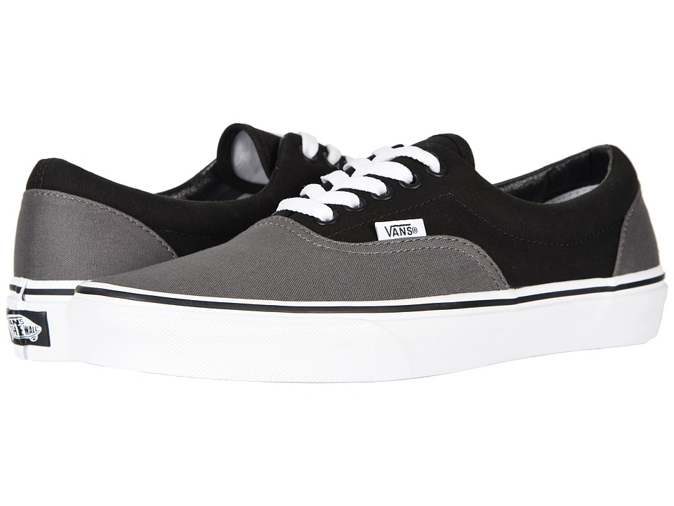 Vans Era Core Classics (Pewter/Black/Metal Crush/Nappa Wax) Shoes