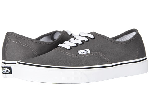 Vans Authentic™ Core Classics - Pewter/Black/Metal Crush/Nappa Wax