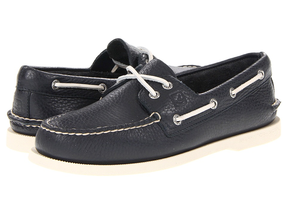 Sperry Top-Sider - Authentic Original (New Navy) Mens Lace up casual Shoes
