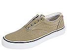 Sperry Top-Sider - Striper Laceless (Chino/Khaki Plaid) - Footwear
