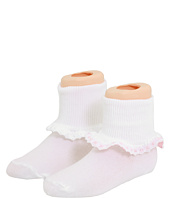 Jefferies Socks - 6 Pk Cluny & Satin (Infant/Toddler/Youth)
