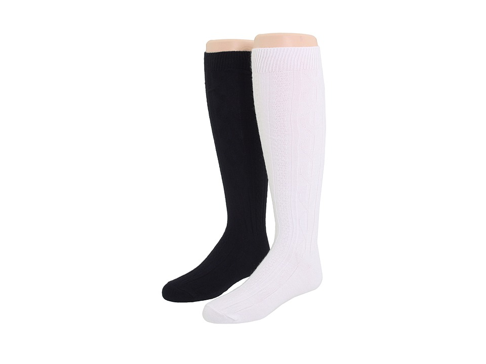 Jefferies Socks - 6-Pack Acrylic Cable Knee High