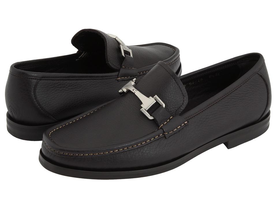 Allen Edmonds Firenze Brown Calf Mens Slip on Dress Shoes