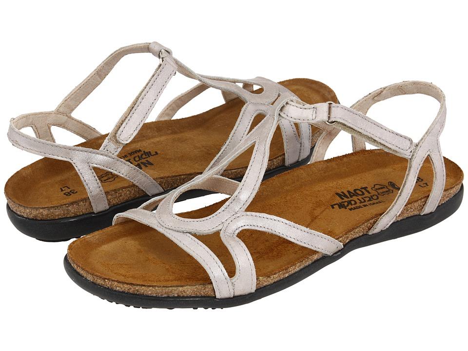 Naot Footwear Dorith Quartz Leather Womens Sandals