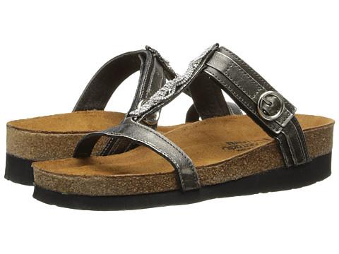Naot Footwear Malibu - Metal Leather