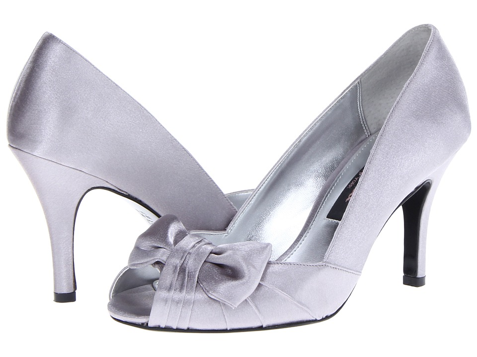 Nina - Forbes (Royal Silver Satin) Women