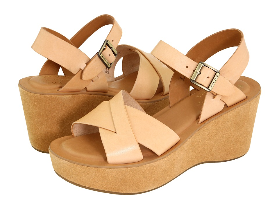 Kork-Ease Ava (Natural Vachetta) Sandals