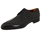 a. testoni - Moc Toe Lace Up Oxford (Calf Nero) - Footwear