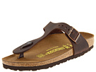 Birkenstock - Gizeh Oiled Leather (Habana Oiled Leather)