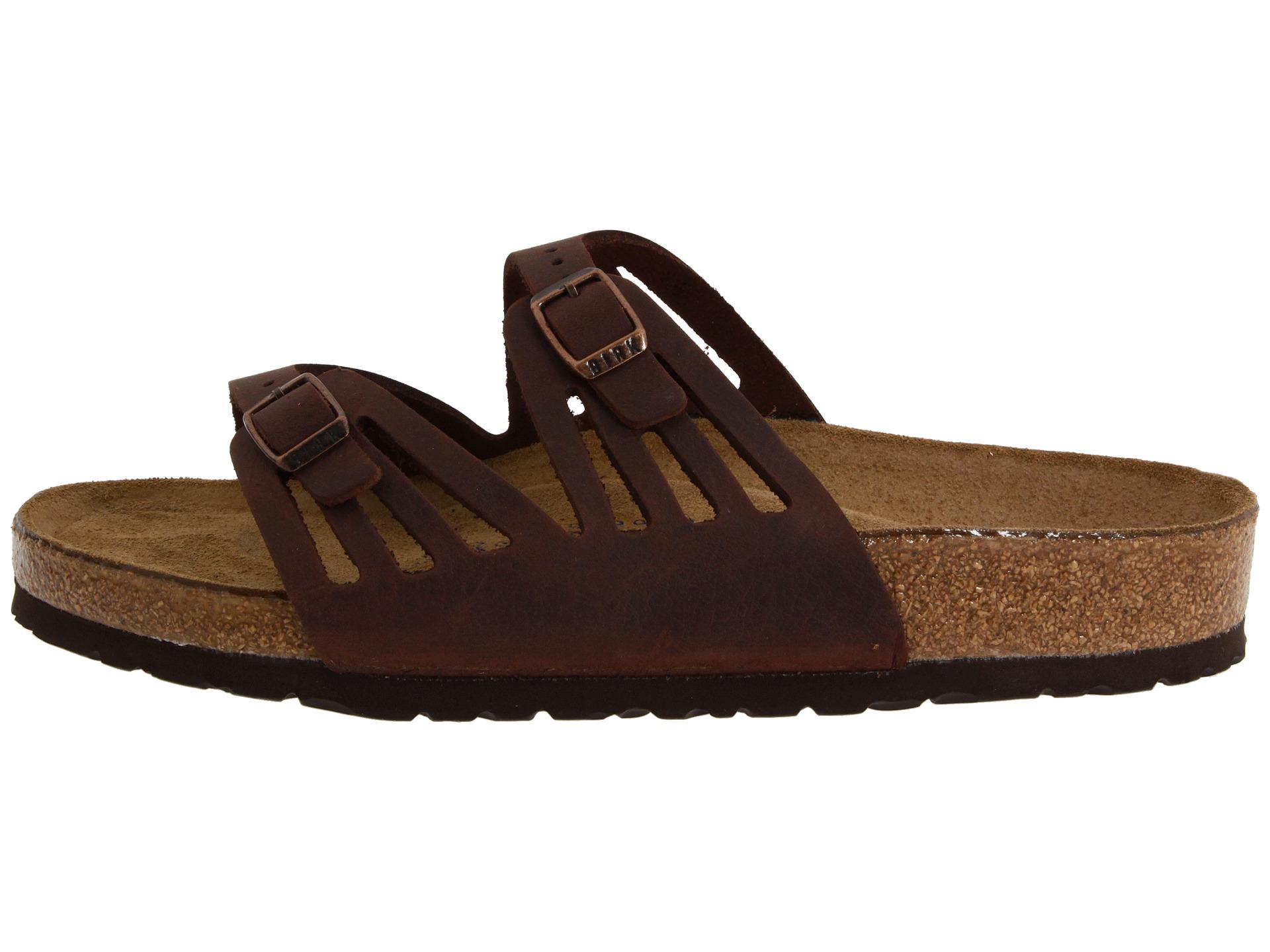 Birkenstock Granada Soft Footbed at Zappos.com