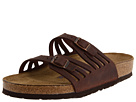 Birkenstock - Granada Soft Footbed (Habana Oiled Leather)