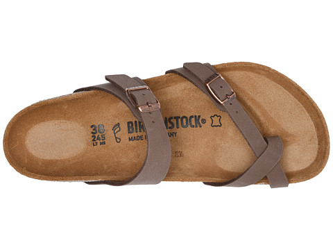 birkenstock mayari tobacco oiled leather
