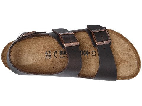 birkenstock milano nubuck 43