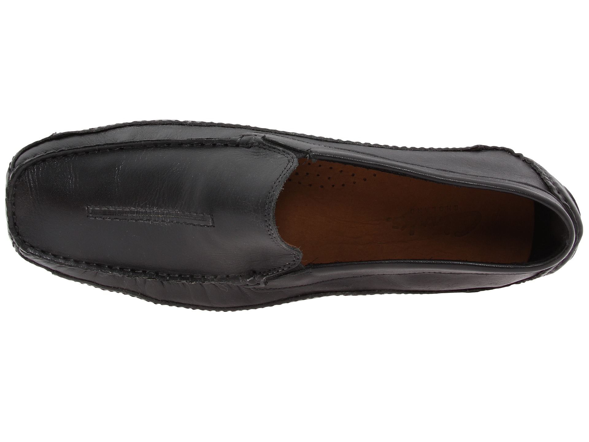 Zappos Soft Leather Driving Shoe Women
