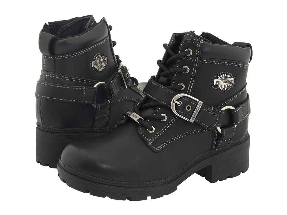 Harley-Davidson - Tegan (Black) Womens Boots
