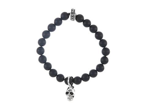 King Baby Studio Onyx Bead Bracelet