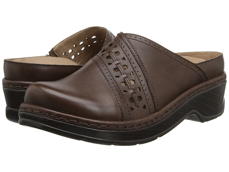 Klogs Footwear Syracuse (Coffee Smooth) Women's Clogs