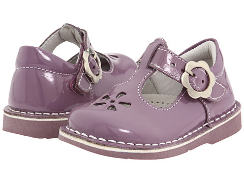 Kid Express Molly (Toddler/Little Kid/Big Kid) - Lilac Patent