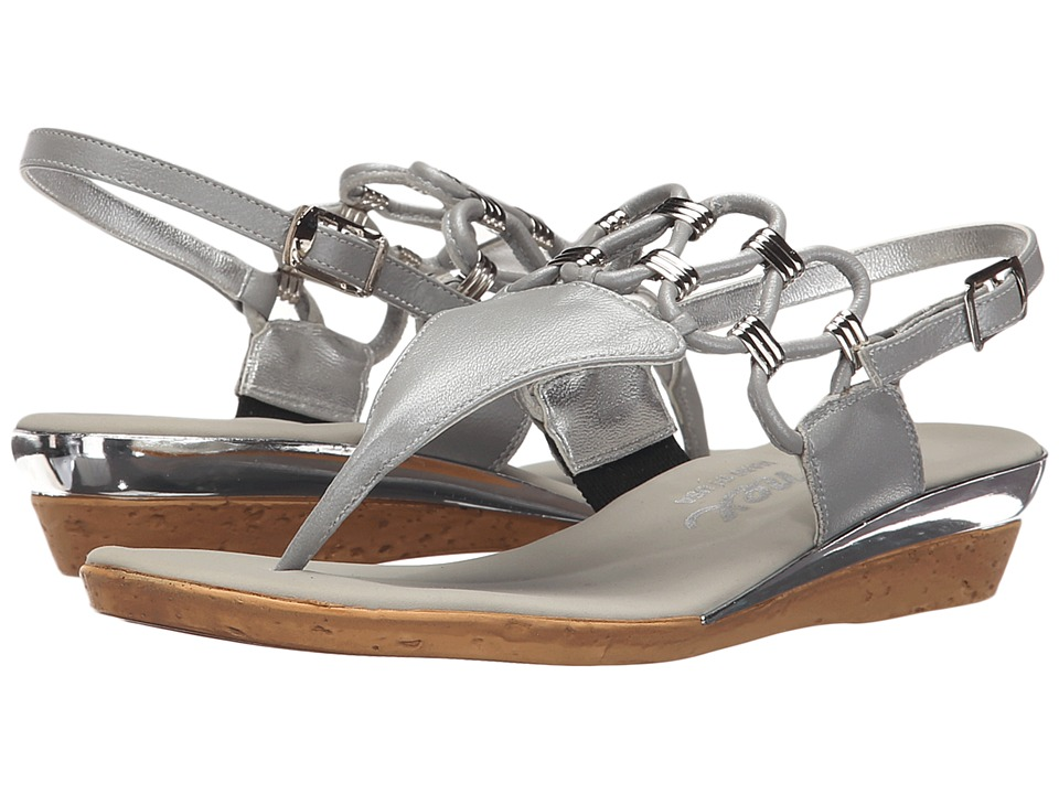 Onex Holly (Matte Silver) Women's Shoes