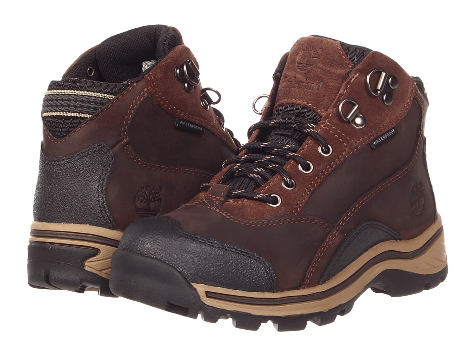 Timberland Kids Pawtuckaway Lace Hiker (Little Kid) (Brown) Boys Shoes