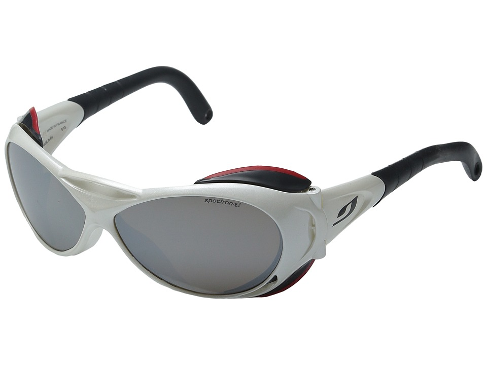 Julbo Eyewear Explorer White Spectron Sport Sunglasses