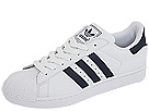 adidas Originals - Superstar 2 (White/New Navy) - Footwear