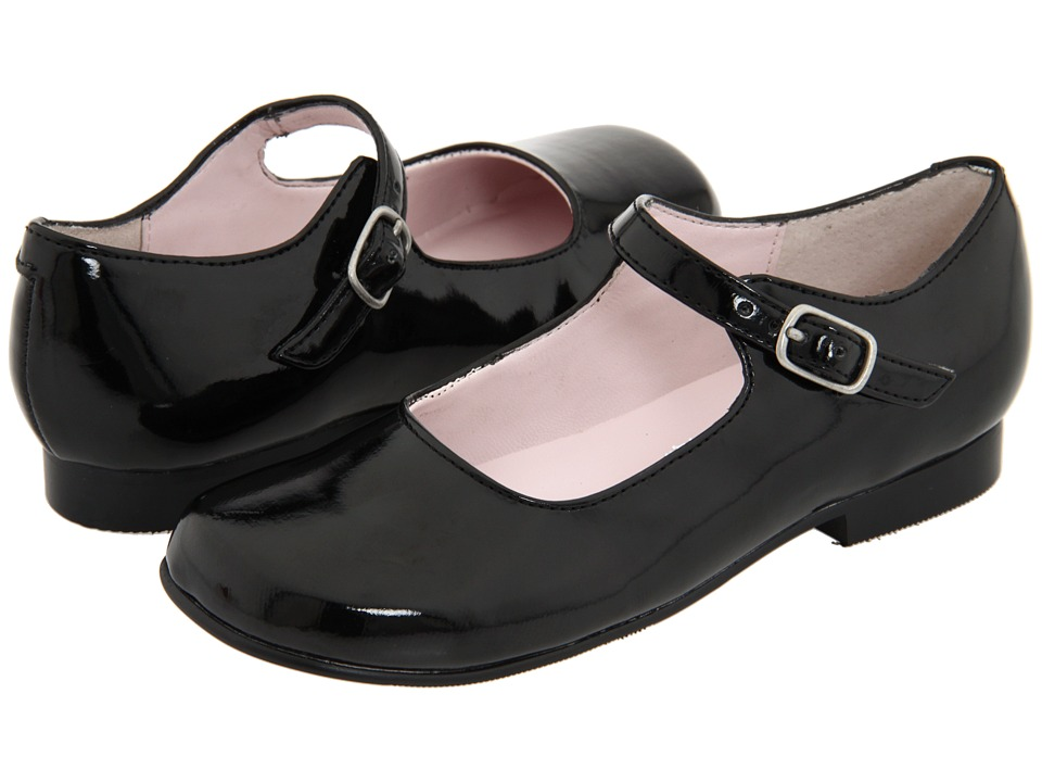 Nina Kids Bonnett Toddler/Little Kid Black Patent Girls Shoes