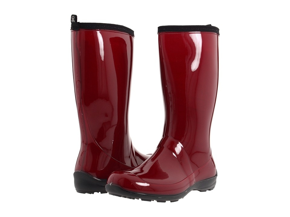 Kamik Heidi Red Womens Waterproof Boots