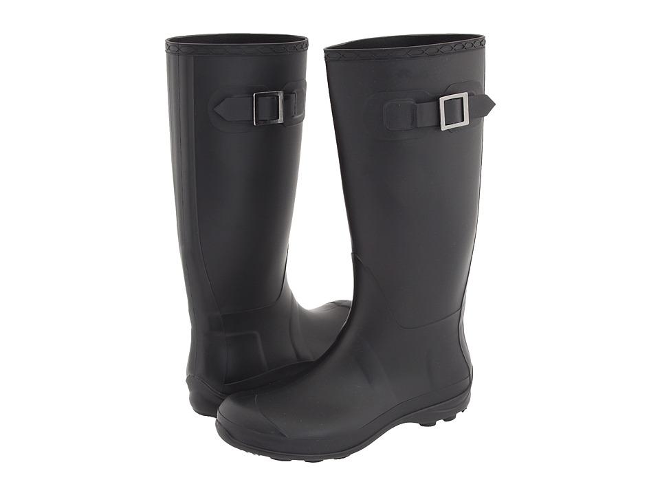 Kamik - Olivia (Black) Womens Rain Boots