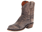 Lucchese - N8677 8/3 (Stonewashed Tan Mad Dog Goat) -