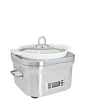 DeLonghi - DCP707 5-Quart Stainless Steel Slow Cooker