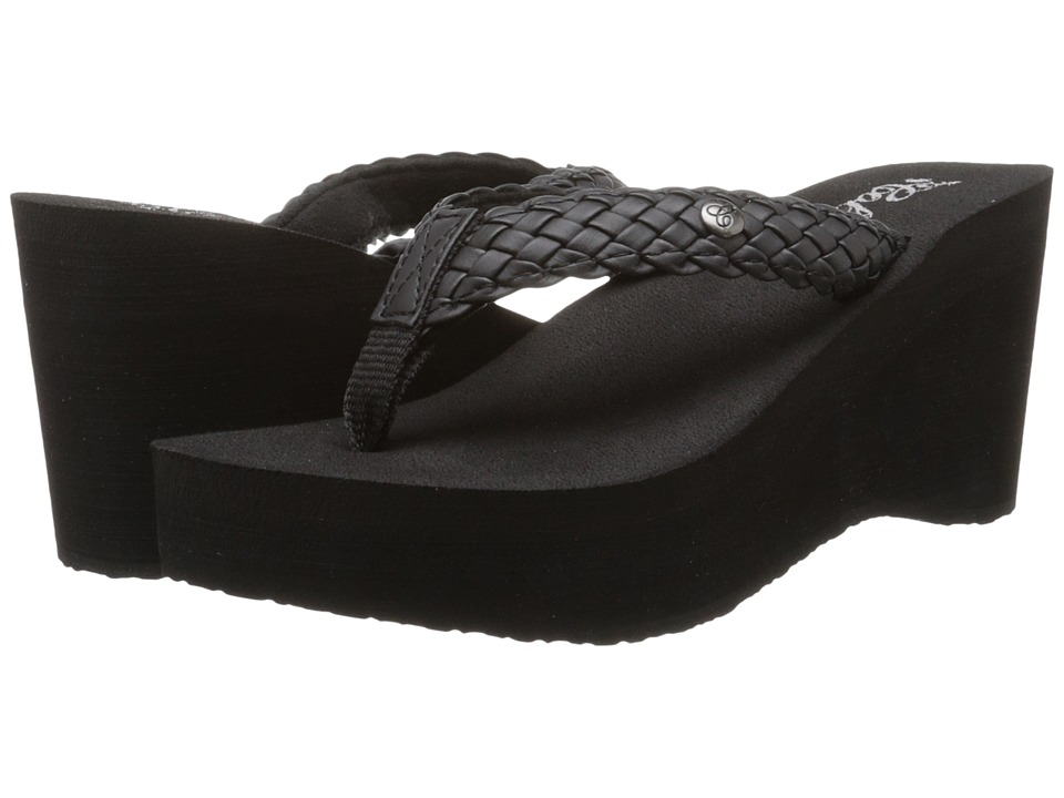 Cobian Zoe (Black) Sandals