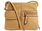 Tignanello - Multi Pocket Organizer (Honey) - Bags and Luggage