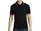 Slim Fit Twin Tipped Fred Perry Polo