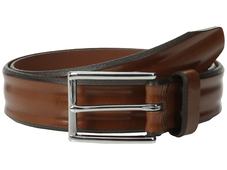 Allen Edmonds Bombay Walnut Mens Belts